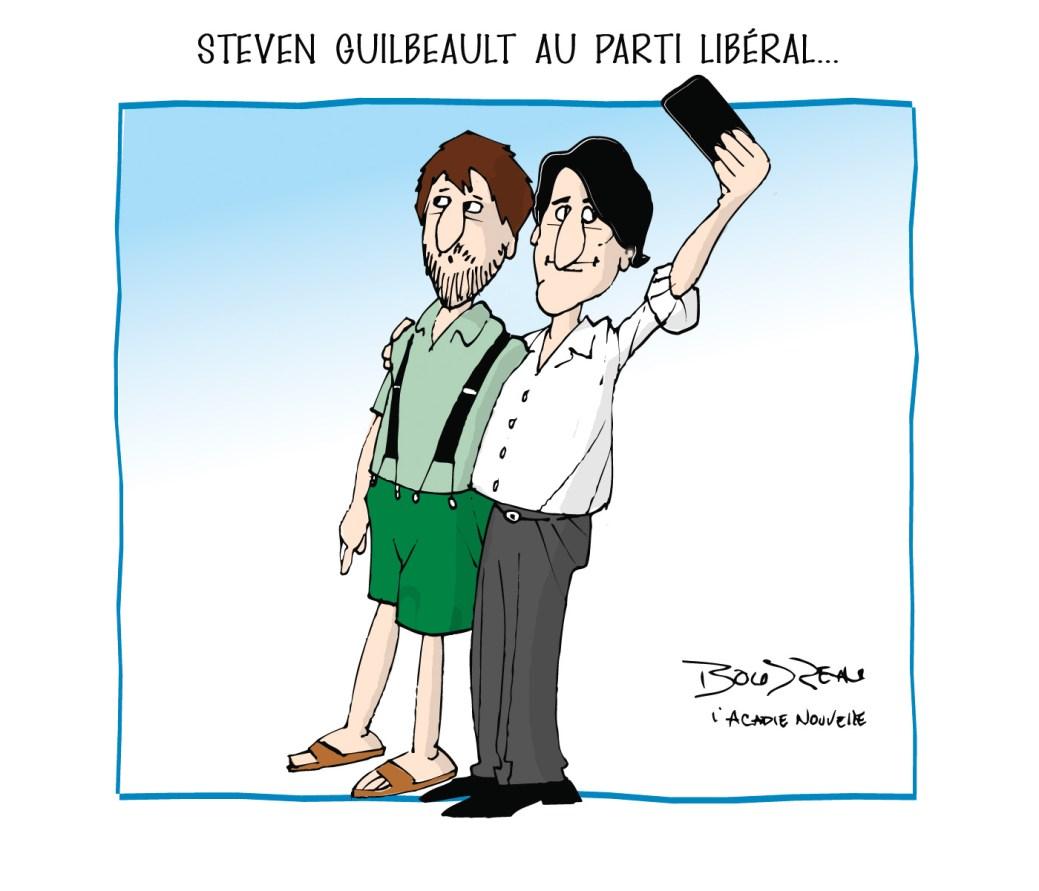Caricature, 26 juin 2019