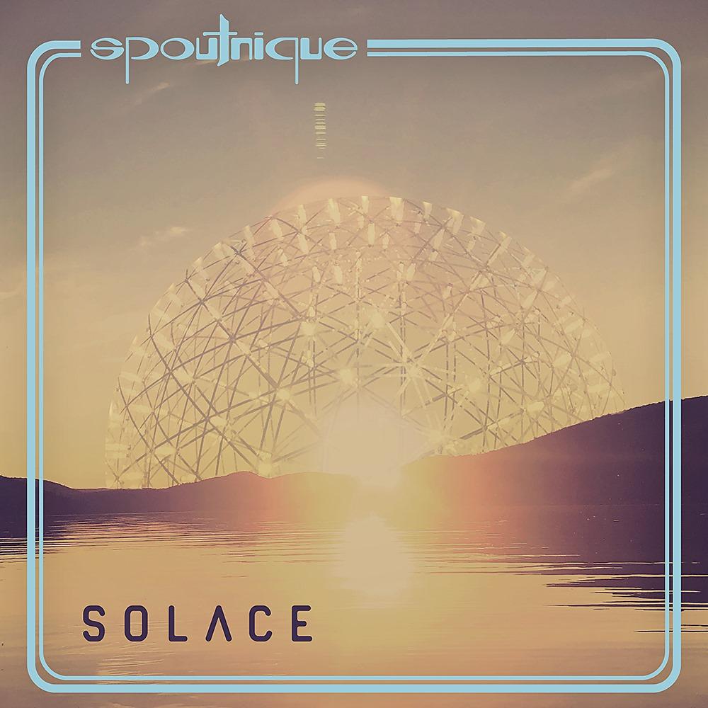 Le nouvel album du groupe Spoutnique: Solace. - Gracieuseté