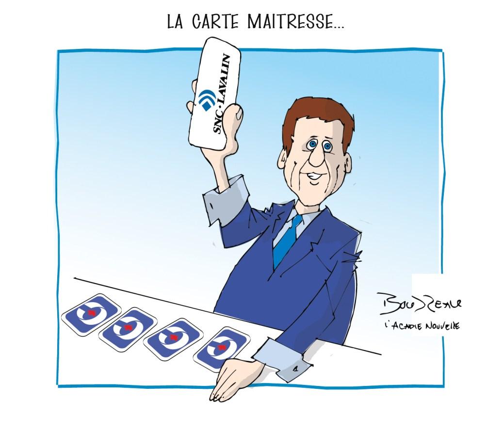 Caricature, 21 août 2019