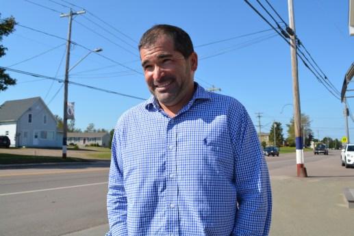 Nat Richard, gestionnaire des affaires corporatives chez Cape Bald Packers, voit son village évoluer. - Acadie Nouvelle: Simon Delattre