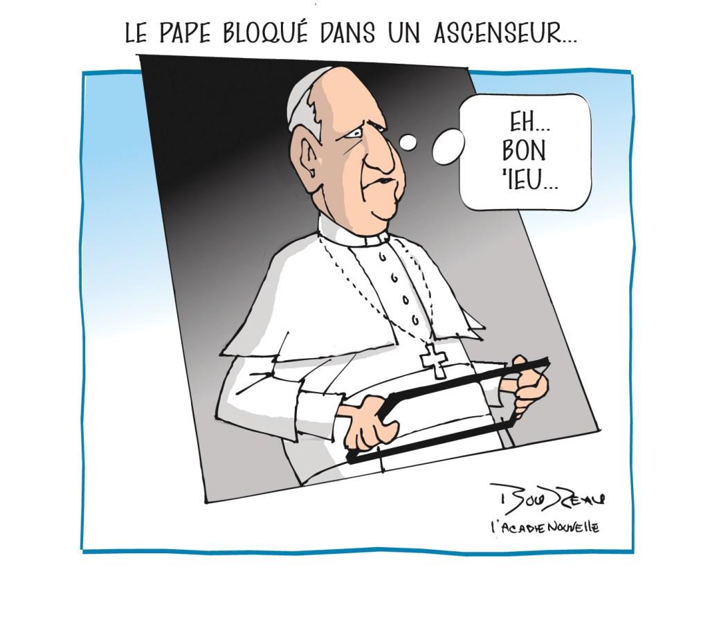 Caricature, 4 septembre 2019