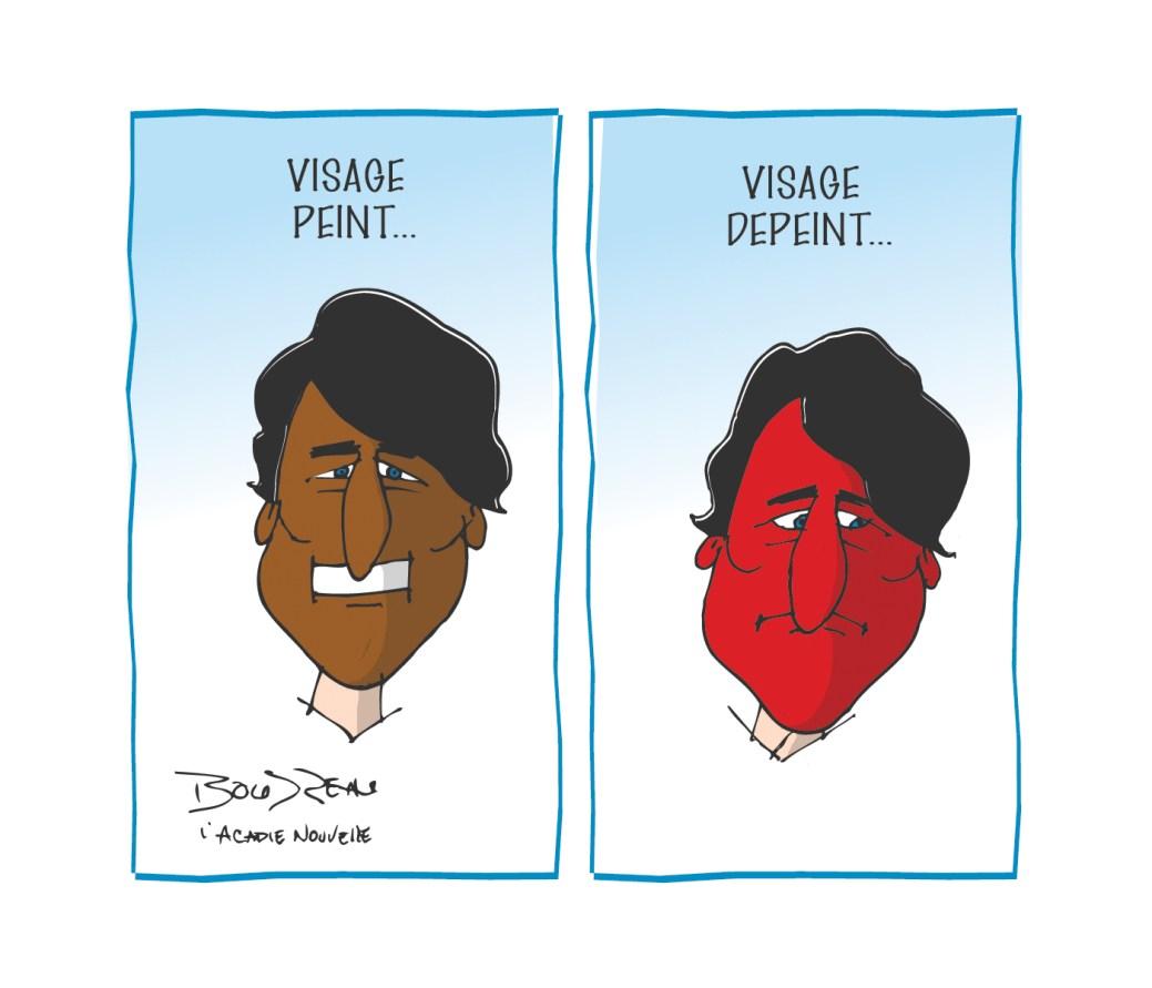 Caricature, 24 septembre 2019