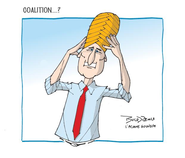 Caricature, 16 octobre 2019
