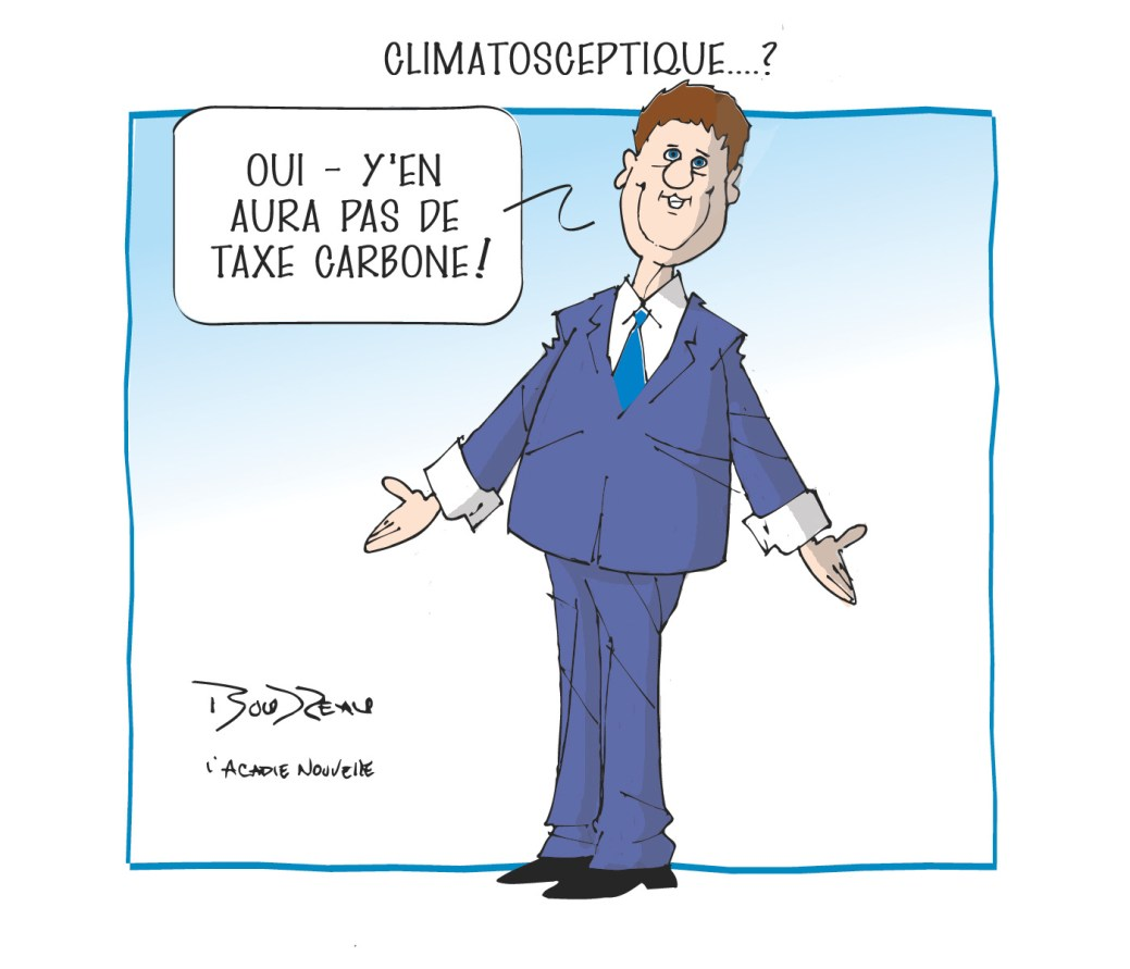 Caricature, 17 octobre 2019