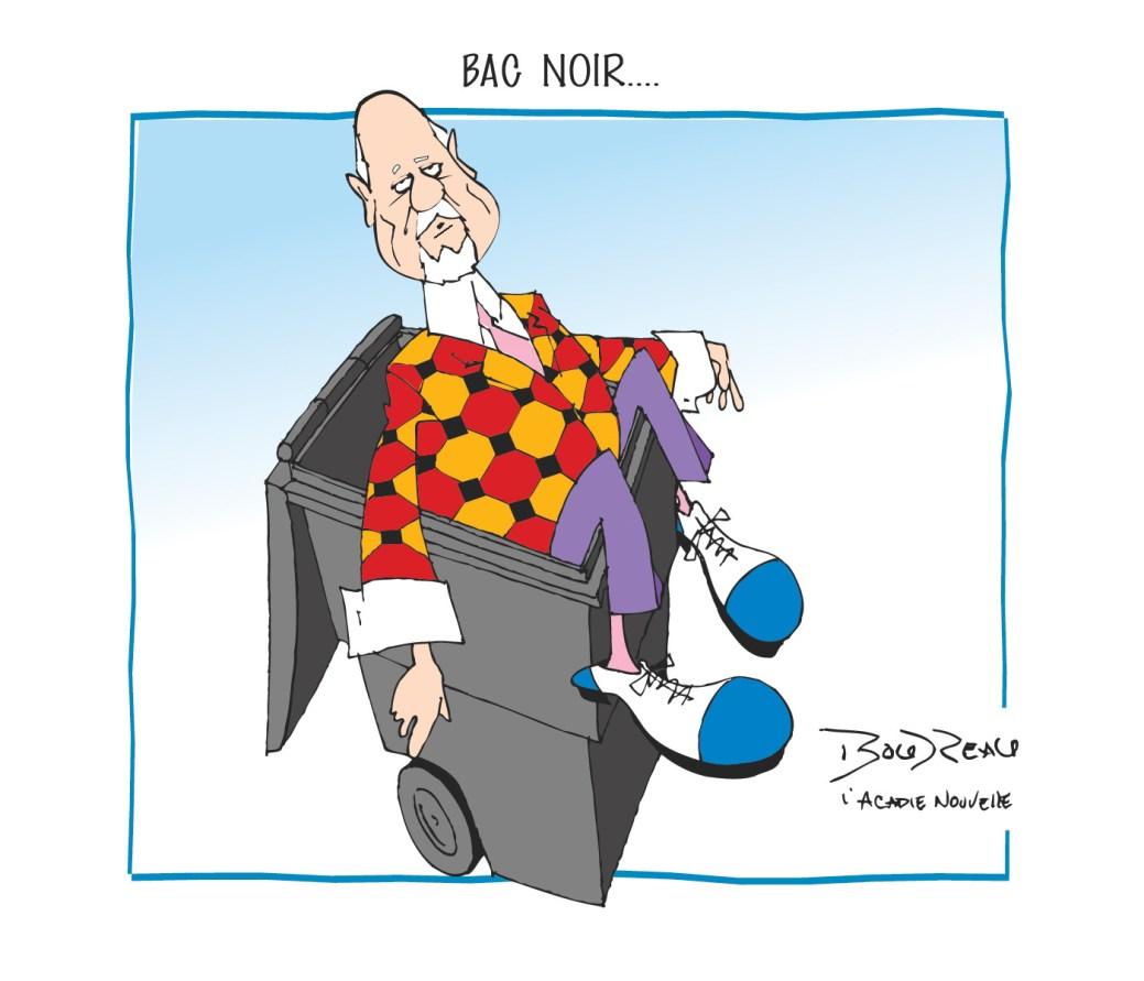Caricature, 13 novembre 2019