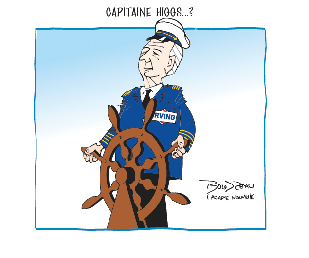 Caricature, 22 novembre 2019
