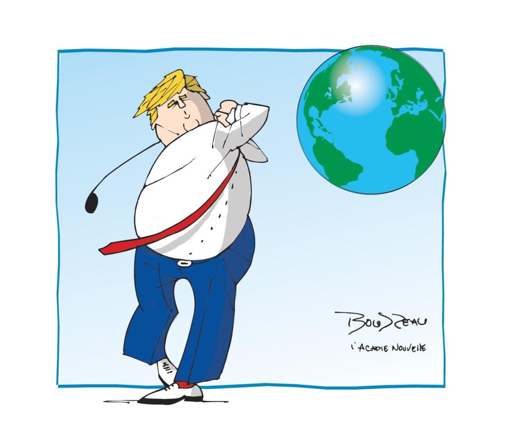 Caricature, 27 novembre 2019