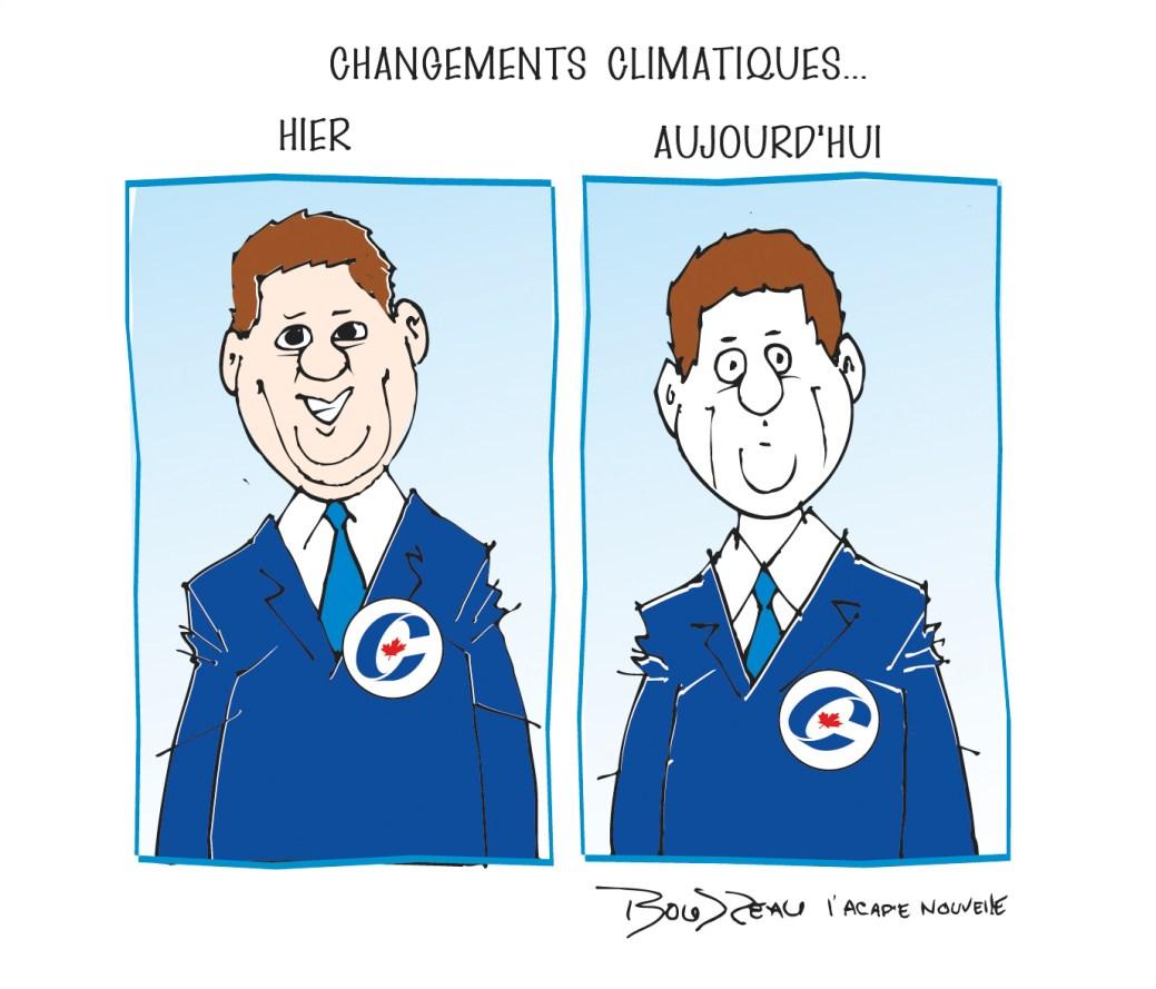 Caricature, 28 novembre 2019