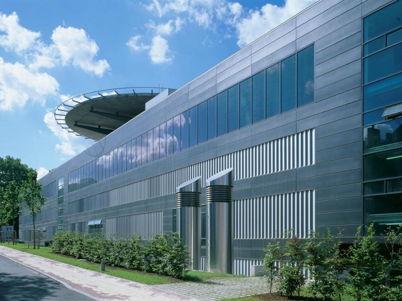 L'Hôpital universitaire de Francfort. - primomedico.com