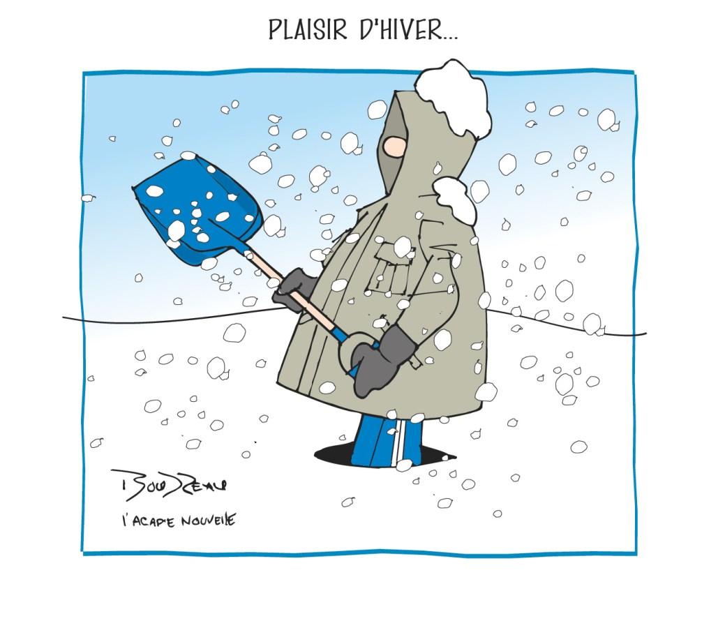 Caricature, 4 décembre 2019