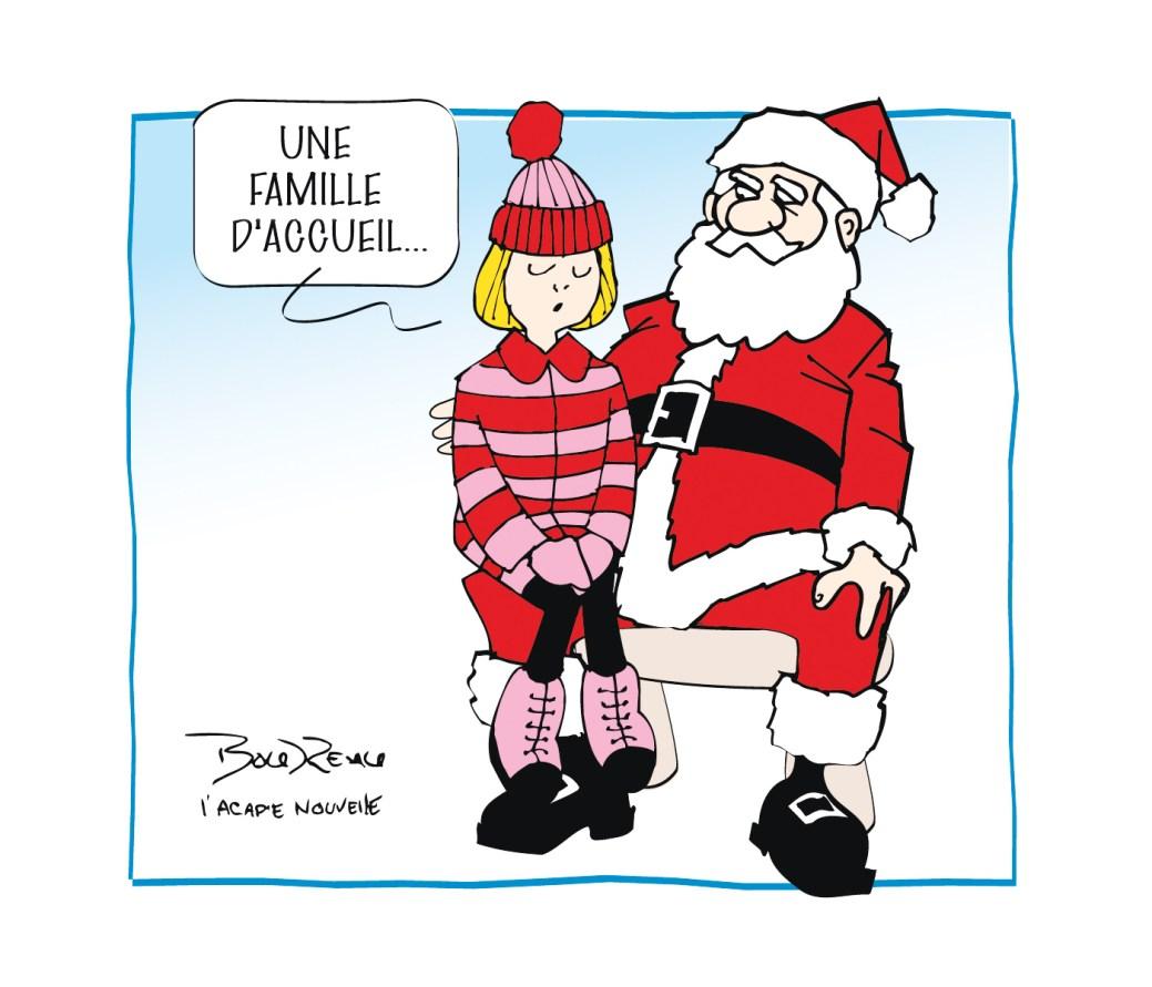 Caricature, 6 décembre 2019