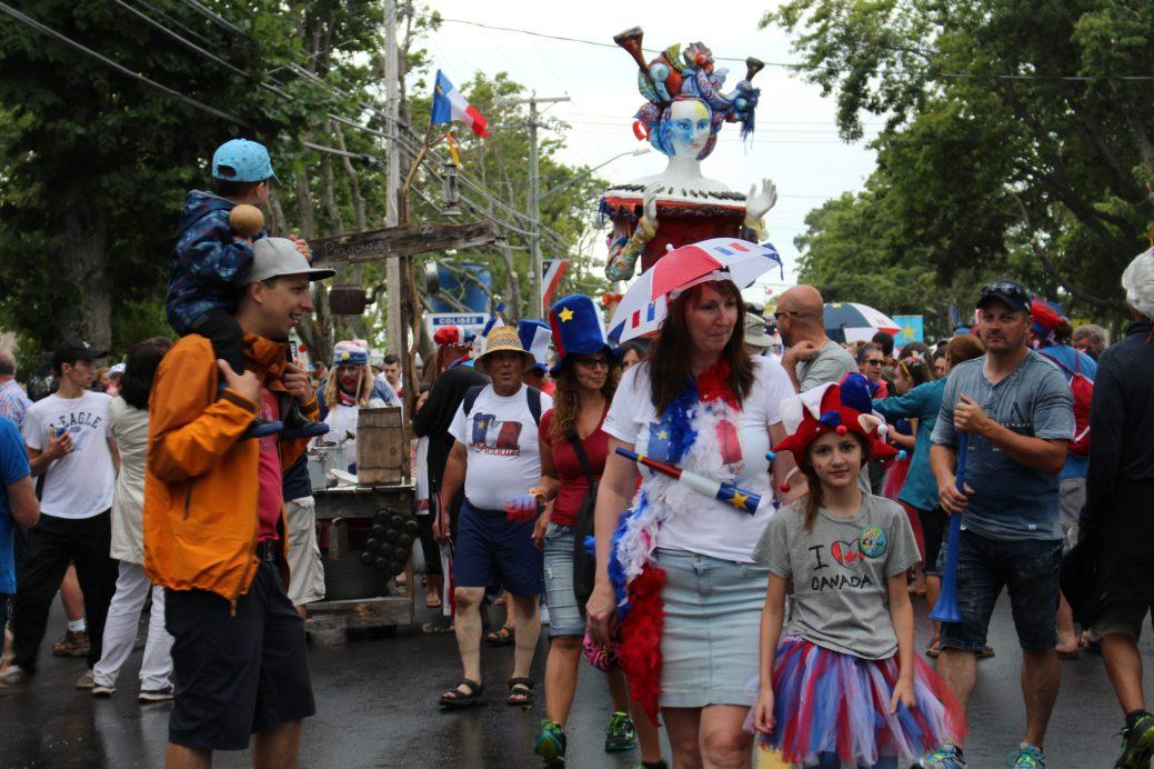Après 57 années d'existence, le Festival acadien de Caraquet s'est retrouvé devant une situation financière difficile à l'été 2019 - Archives