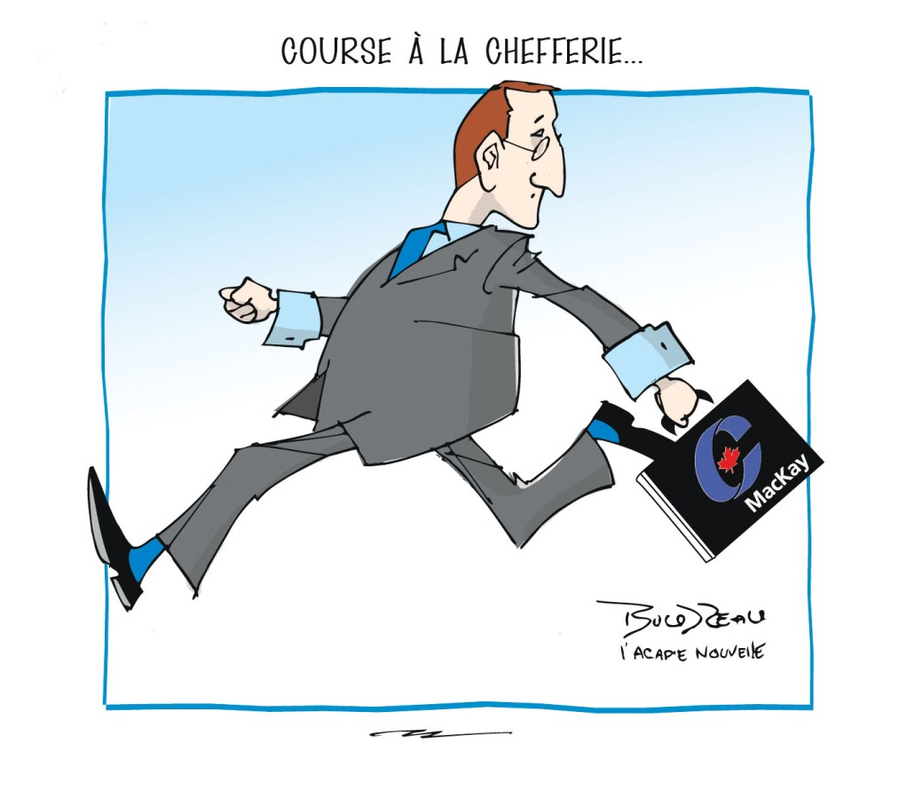 Caricature, 30 janvier 2020