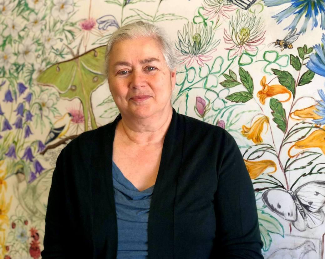 Carole Bherer est originaire de Bathurst, mais a grandi au bord de l'eau à Beresford. Aujourd'hui, elle est ravie de pouvoir de redonner à la communauté avec ce projet. - Acadie Nouvelle: Allison Roy