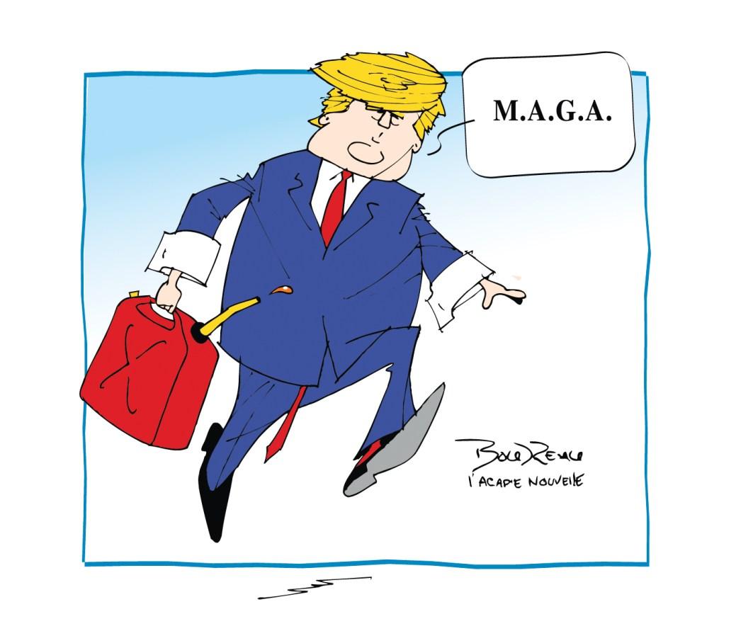 Caricature, 2 juin 2020