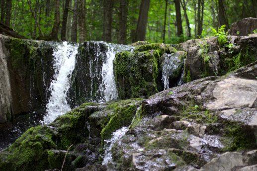 La beauté des chutes Coac est saisissante. - Acadie Nouvelle: Simon Delattre