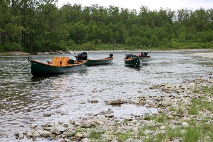 La rivière Restigouche, bijou de la région. - Acadie Nouvelle: Simon Delattre