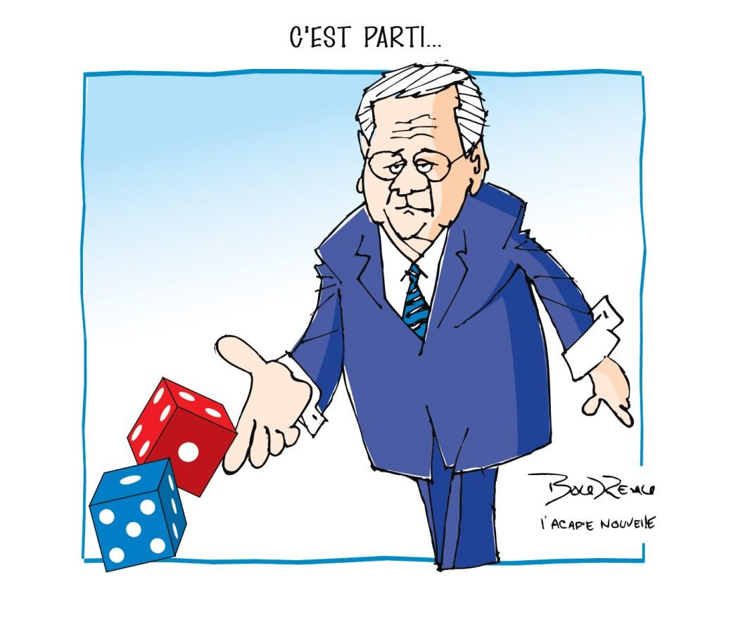 Caricature, 19 août 2020