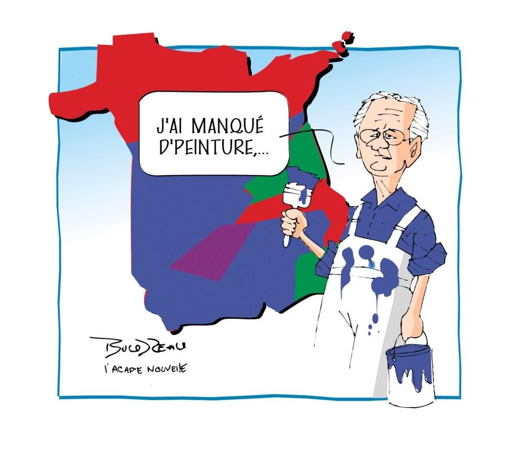 Caricature, 18 septembre 2020