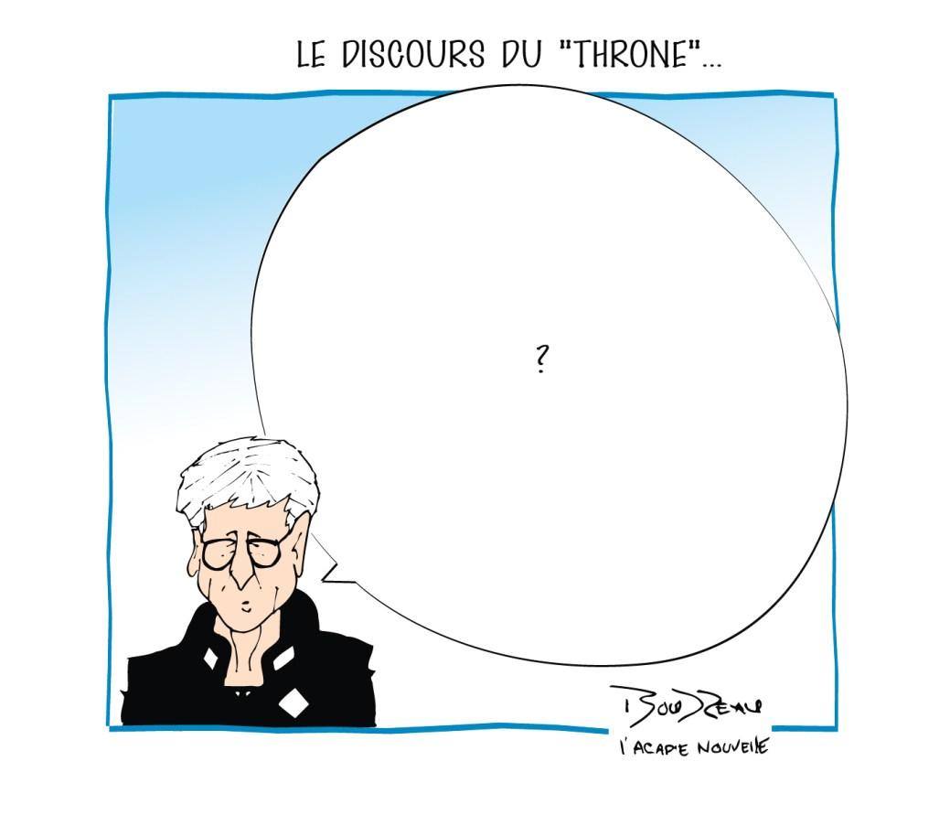 Caricature, 20 novembre 2020