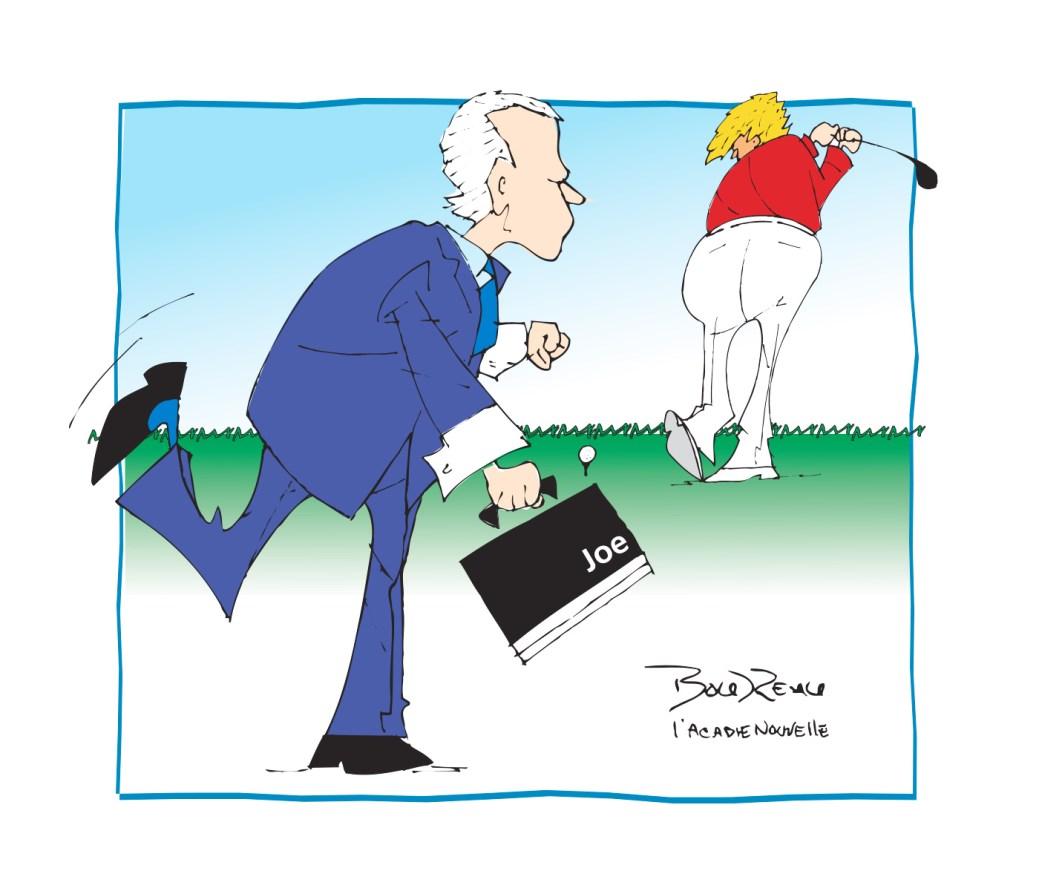 Caricature, 25 novembre 2020
