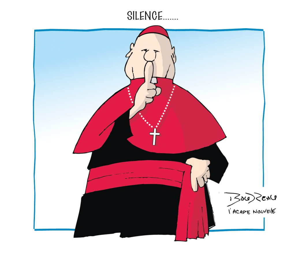 Caricature, 8 décembre 2020