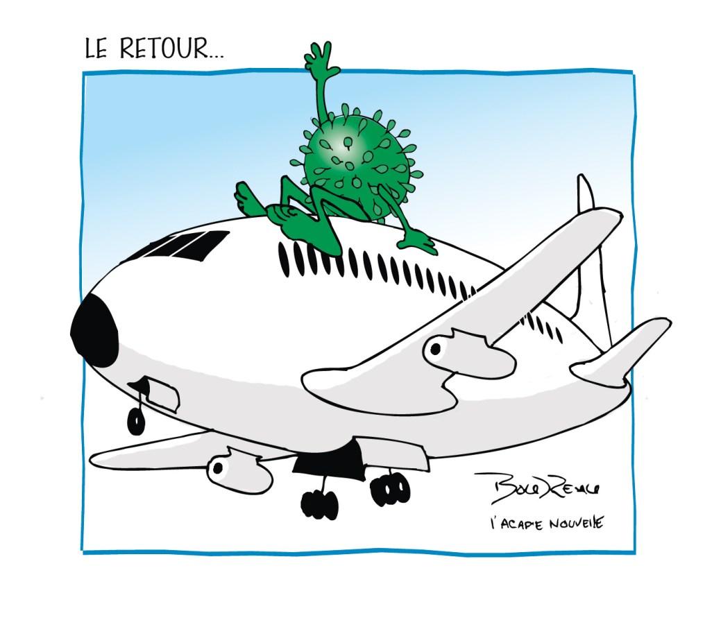 Caricature, 28 janvier 2021