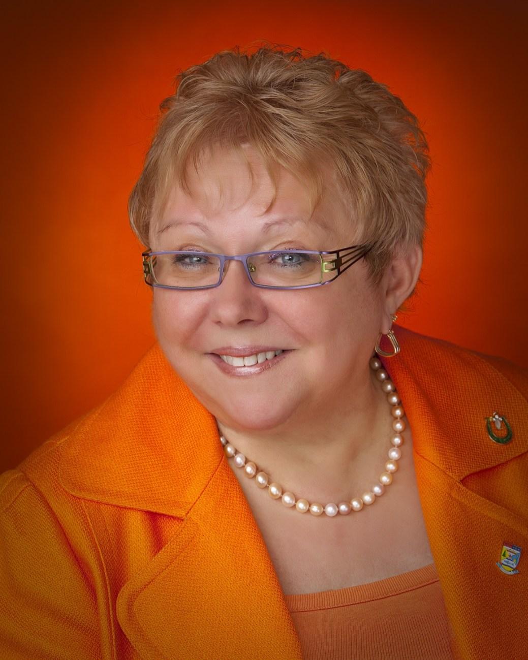 Anne-Marie Gammon a reçu le prix A.M.Sormany de la SANB en 2015. - Gracieuseté