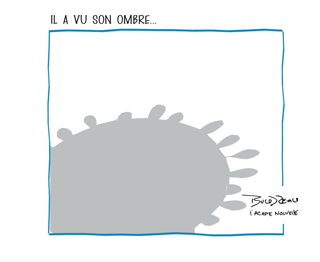 Caricature, 2 février 2021