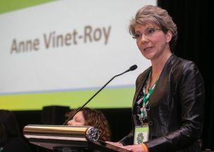 Anne Vinet-Roy - Francopresse