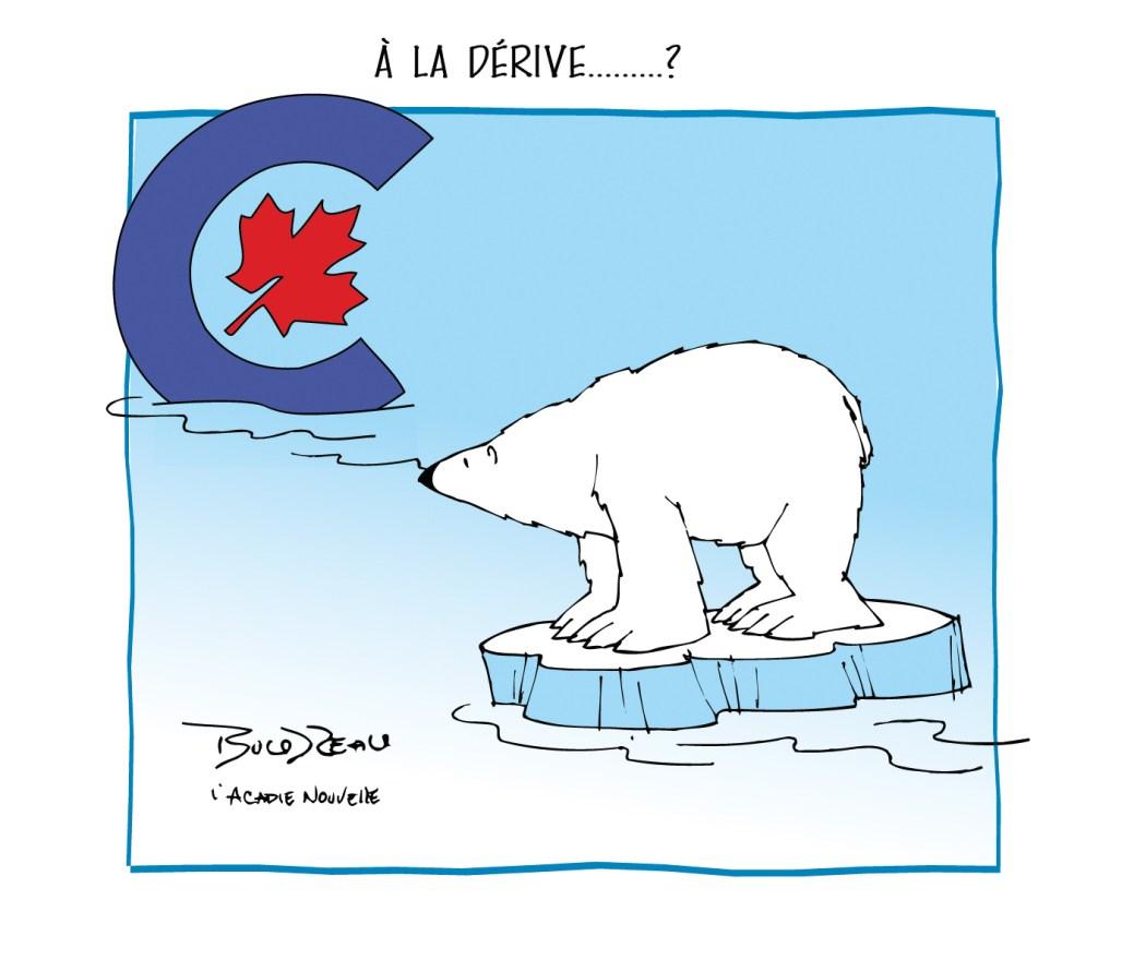 Caricature, 23 mars 2021
