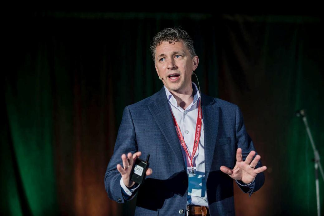Dr. Mario Chiasson est spécialiste de l'intégration de la technologie en éducation. - Gracieuseté