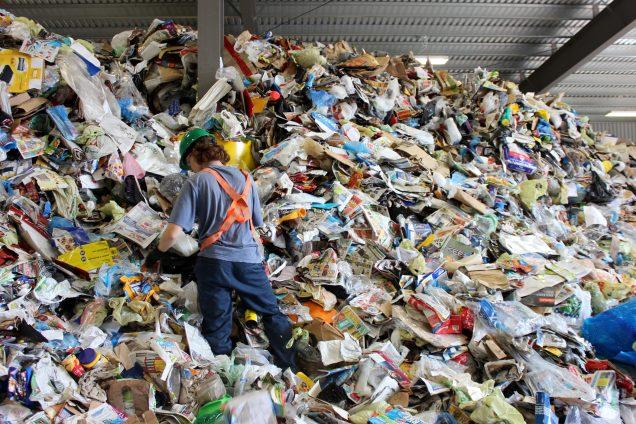 Au Nouveau-Brunswick, 163 740 tonnes de déchets sont récupérés chaque année. - Archives