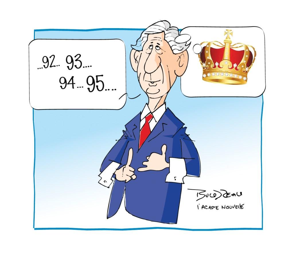 Caricature, 28 avril 2021