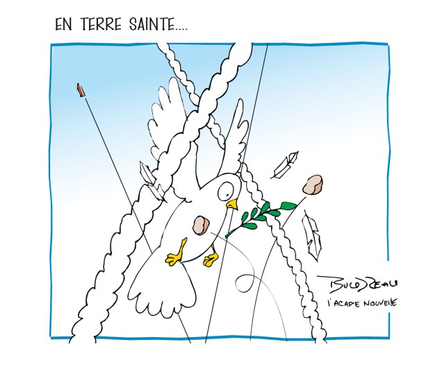 Caricature, 19 mai 2021