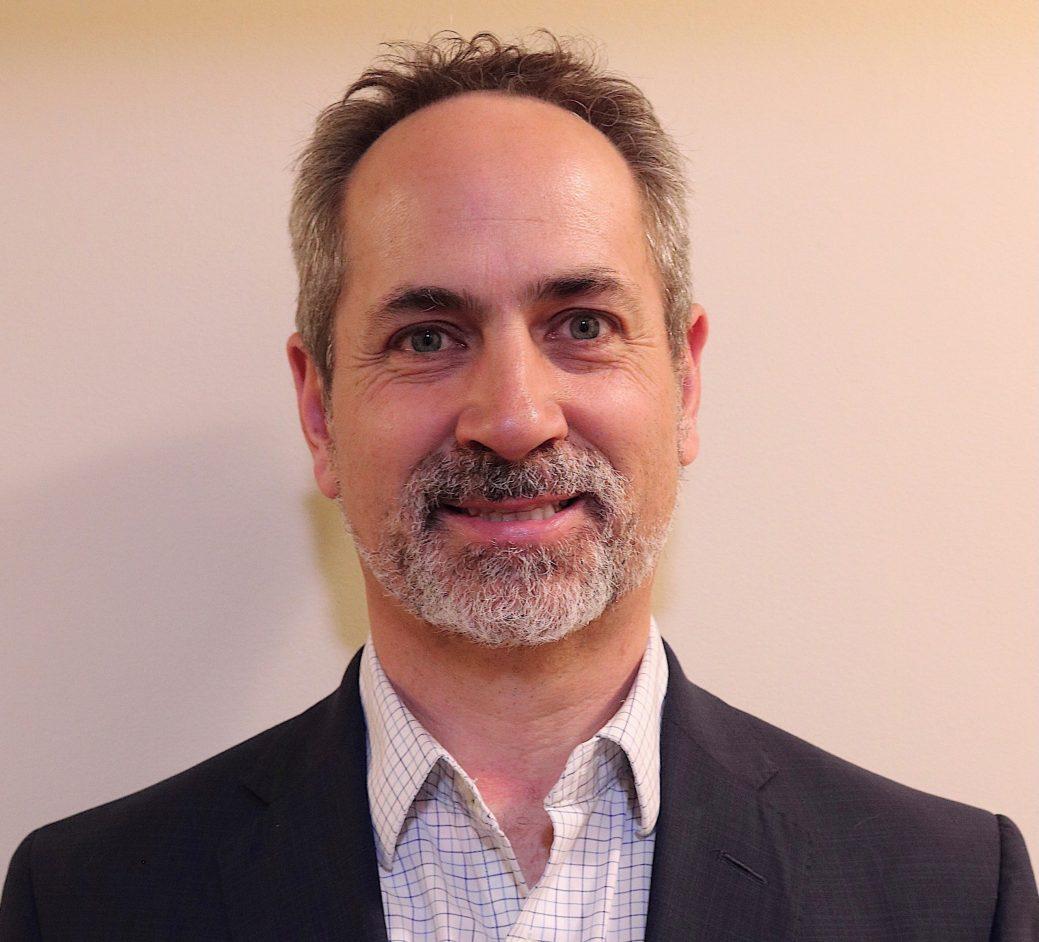 Daniel Laplante, directeur du CCNB-INNOV - Gracieuseté