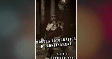 «Exposició virtual d'ACAF»  Un retrat col·lectiu sobre el confinament.