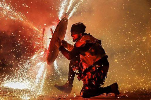 Escut de foc - Xavier Estany Salas