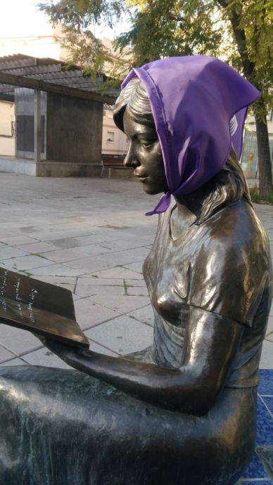 Día Internacional de la Mujer - Alberto Gallego