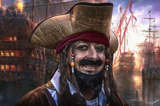 Pirata - Juan Ávila 'Yuané'