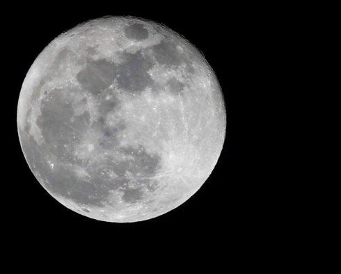 Super Luna - Alberto Gallego Azurmendi
