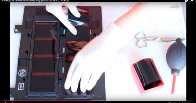 Videotutorial: Como escanear negativos en casa