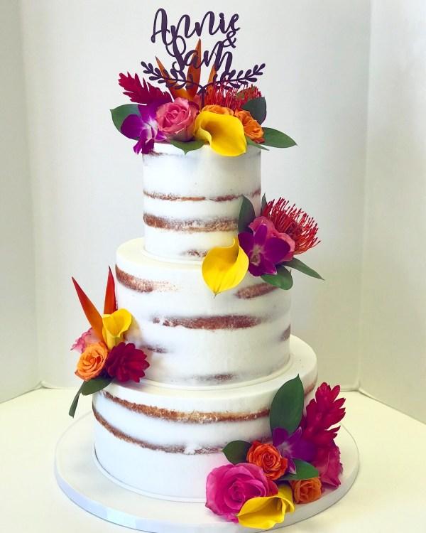 Wedding Cake Life