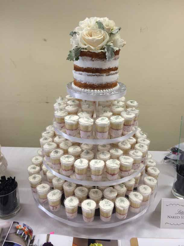 Naked Cakes  A Cake Life