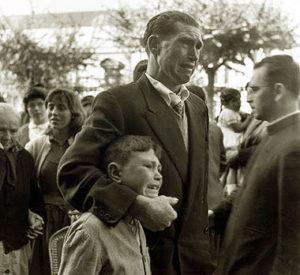 Despedida emigrantes - Manuel Ferrol