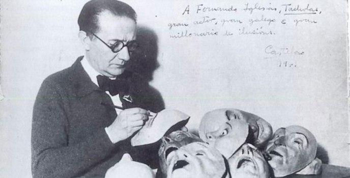 Castelao e as máscaras