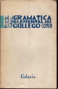 Gramática elemental do galego común