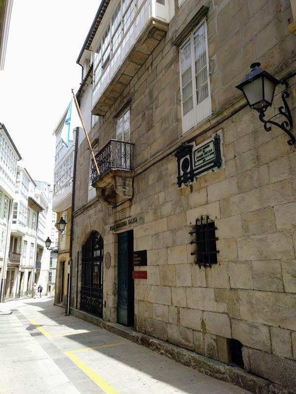 Casa de Pardo Bazán