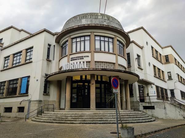 Escola A Normal da Coruña
