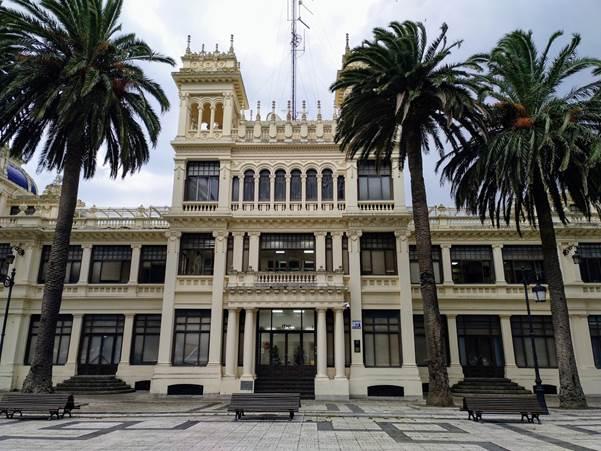 Edificio de RTVE na Coruña